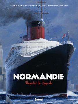 Bd paquebot normandie